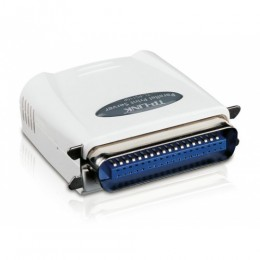 Print server tp-link 1p parallel+fa st ethernet