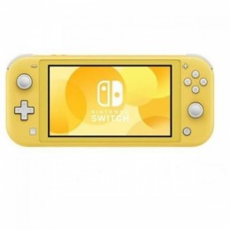 Nintendo switch lite giallo new
