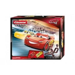 Pista go!!! cars 3 fast  5,0 metri fast friends carrera