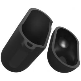 Custodia silicone fit airpods black
