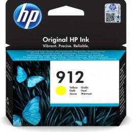 Hp 912 yellow original ink