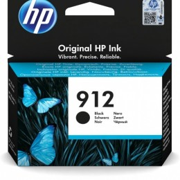 Hp 912 black original ink cart