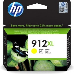 Hp 912xl hy yellow ink