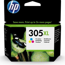 Hp 305xl high yield tri-color