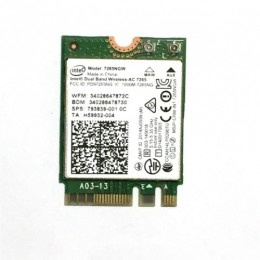 Intel dband wlss ac 7265, m.2