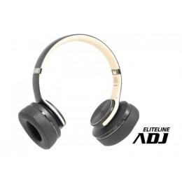 Cuffia speaker c/micr bluetooth gy apache smartphone/tablet adj