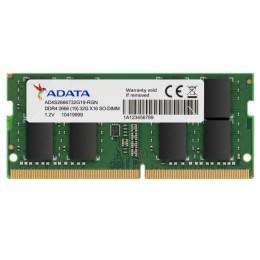 Ddr4 16gb 2666 mhz so-dimm adata