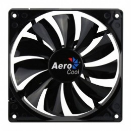 Aerocool dark force ventola da 140mm full black-bulk
