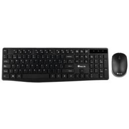 Ngs tastiera&mouse allurekit wirel 2.4ghz 12tasti multim. 1200dpi 843543061
