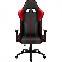 Thunder x3 bc3 boss poltrona gaming con air technology colorazione fire grey red