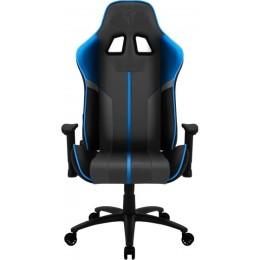 Thunder x3 bc3 boss poltrona gaming con air technology colorazione ocean grey blue