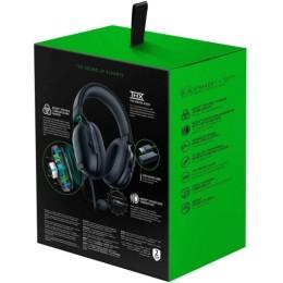 Razer blackshark v2 con scheda audio usb - cuffie da gioco premium esports