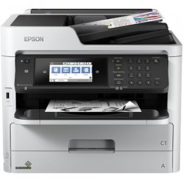Mf ink b/n a4 fax-scanner-wifi fron teretro