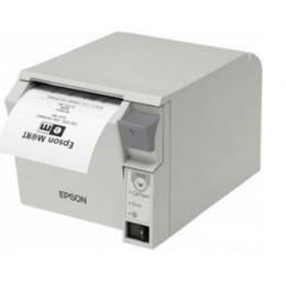 Stamp termica usb 250mm/s taglier epson tm-t70ii grigio
