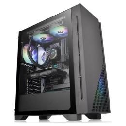 Thermaltake case mid.t h330 tg 1*120mm fan