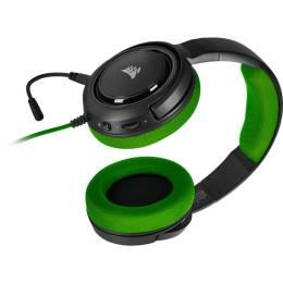 Corsair hs35 green