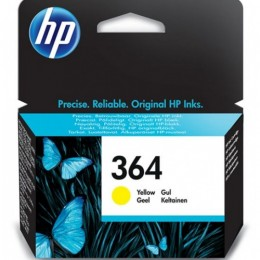 Ink hp cb320ee n.364 giallo