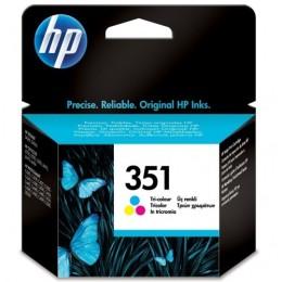 Hp 351 tri-color original ink