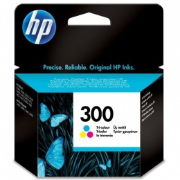 Hp 300 tri-color original ink