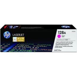 Hp 128a magenta laserjet toner