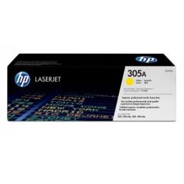 Toner hp ce412a giallo per laserjet m475dw/dn/m375nw