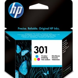 Ink hp ch562ee n.301 colore 3ml 190pages