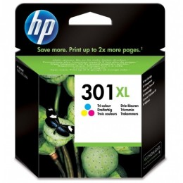 Hp 301xl tri-color ink