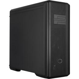 Case masterbox nr600p, 3xusb3.2(1xtype-c) 1xsd/mmc card reader, 1x 3.52xcombo 2.5/3.54x2.5,2x140mm front fans 120mm rear fan