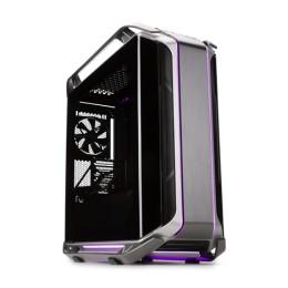 Case cosmos c700m,4usb3,usb3.1,fan speed+rgb control buttons,front 3x140mm fan rear 140mm fan,radiator supported