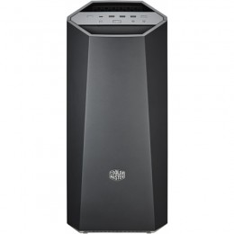 Case mastercase maker 5, usb3 2usb2,audio i&o,2x5.25 5x3.5 2+5x 2.5,2x 140mm front fans 140mm rear fan,radiator supp.,no psu