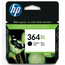 Hp 364xl high yield black ink
