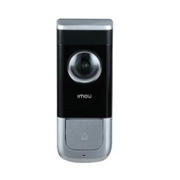 Videocitofono doorbell 2mp wifi 1.9mm/ir5/wifi/pir/microsd/bat5mesi