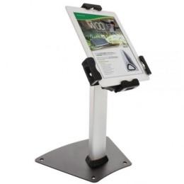 Inline supporto stand d pavimento per tablet. per esposizione/presentazioni altezza 330cm