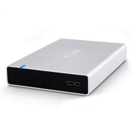 Fantec  alu15mmu3 6gbps box per disco sata da 2.5 con connessione usb 3.0 e tecnologia uasp