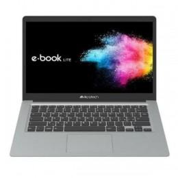 Notebook 14.1 cel-n4020 4gb 64+120 w10p ebooklite fhd/ips/uhd600 spacegray