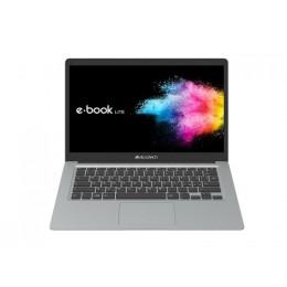 Notebook 14.1 cel-n4020 4gb 64+240 w10p ebooklite fhd/ips/uhd600 spacegray
