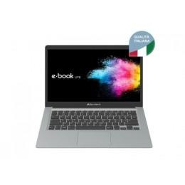Notebook 14.1 cel-n4020 4gb 64gb w10edu ebooklite fhd/ips/uhd600 spacegray