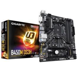 Scheda Madre gigabyte ga-b450m-ds3h m.atx