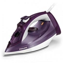 Philips powerlife ferro da stiro steamglide purple