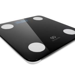 Bilancia goclever pesapersone max 180kg android massagrassa