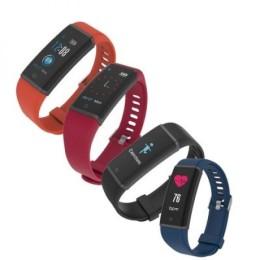 Smartwatch 0,96 touch key 5atm wat er multi sport black