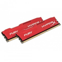 Kt 16gb 1600mhz kit fury red