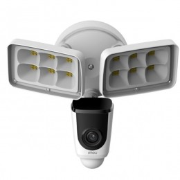 Camera floodlight 2mp 16x imou 2.8mm/ir10/wifi/microsd/illum2000ml
