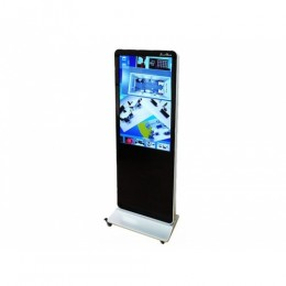 Totem 55 full hd m/touch infrared con player android integrato