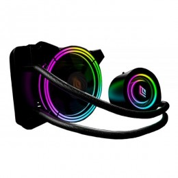 Ventola siberus liquid rgb 120mm lga 1150>2011v3 amd fm1>am4