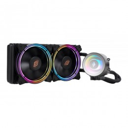 Ventola siberus liquid rgb 240mm lga 1150>2011v3 amd fm1>am4
