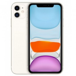 Iphone 11 64gb white 6.1 (con alimentatore e cuffie)