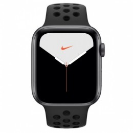 Watch 5 nike 44mm gps+cell sg allum anthracite/black nike sport band