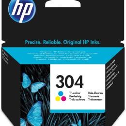 Hp 304 tri-color original ink