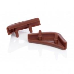 Noctua cromax na-savp1 anti-vibration pads - brown